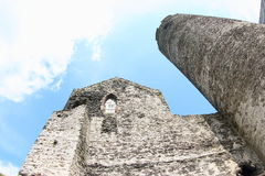 Bezdez城堡 库存图片