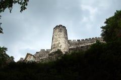 Bezdez Castle Royalty Free Stock Photo