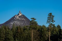 Bezdez Castle Royalty Free Stock Images