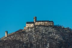 Bezdez Castle Stock Image