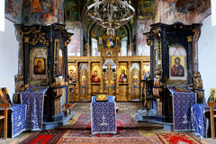 Bezdin Monastery Royalty Free Stock Images