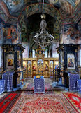 bezdinkloster Royaltyfri Foto