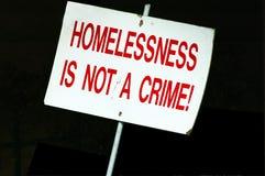 bezdomni Obrazy Stock