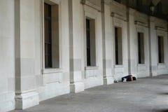 bezdomności zdjęcia stock