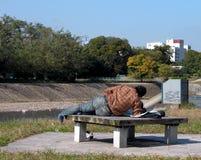 bezdomny 1 zdjęcie stock