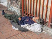 bezdomny fotografia royalty free