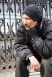 bezdomny zdjęcie stock