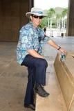 Bezet Honolulu/anti-APEC protest-12 Stock Foto's