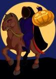 Bezgłowy jeździec Obraz Royalty Free