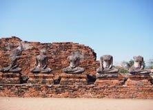 Bezgłowy Buddha Fotografia Royalty Free