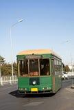Bezienswaardigheden bezoekende bus Royalty-vrije Stock Fotografie