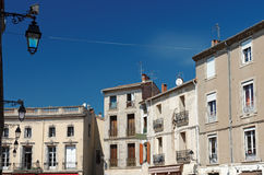 Beziers city Stock Image