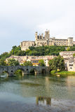 Beziers (France) Stock Image