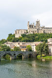 Beziers (France) Royalty Free Stock Photos