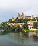 Beziers (France) Stock Photography