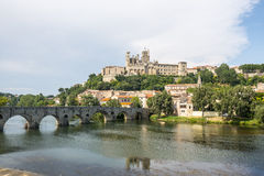 Beziers (France) Royalty Free Stock Image