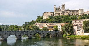 Beziers (France) Stock Images