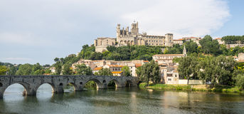 Beziers (France) Royalty Free Stock Photography
