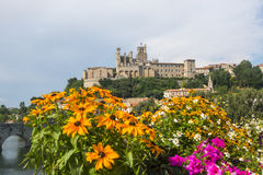 Beziers (France) Royalty Free Stock Photo