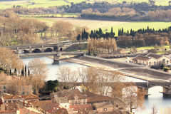 Beziers France Royalty Free Stock Photos