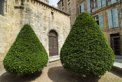 Beziers (Languedoc-Roussillon, France) Royalty Free Stock Images
