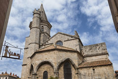 Beziers (Languedoc-Roussillon, France) Royalty Free Stock Photography