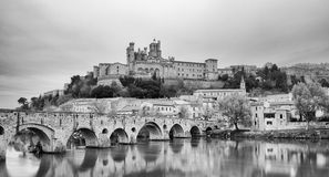 Beziers Royalty Free Stock Photography