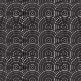 Bezig Dizzy Seamless Background Stock Foto's