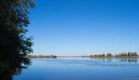 Toczna rzeka obrazy stock