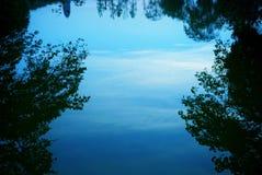 Bezinning van water Royalty-vrije Stock Foto