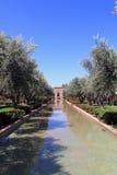Bezinningen van Marokko Royalty-vrije Stock Foto