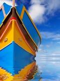 Bezinningen van Mediterrane royalty-vrije stock foto