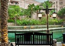 Bezirk von Dubai Lizenzfreie Stockbilder