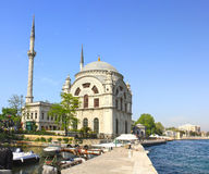 Bezmialem Valide Sultan Mosque Royalty Free Stock Photography