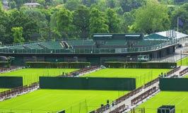 Bezoekende Wimbledon-hoven Stock Afbeeldingen