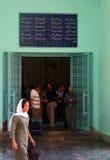 Bezoekers bij het mausoleum van Sadie, Shiraz Royalty-vrije Stock Foto
