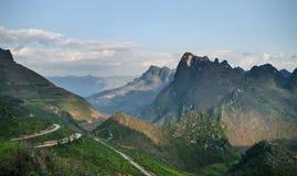 Bezoeknoordwesten van Vietnam Stock Foto's
