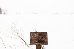 Bezpłatny drewno stołu szablon Zdjęcie Stock