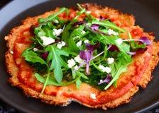 Bezpłatna serowa pizza Zdjęcia Royalty Free