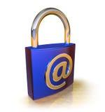 bezpieczeństwo internetu Obraz Stock