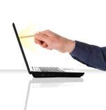 bezpieczeństwo sieci obrazy stock