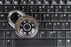bezpieczeństwo internetu Obrazy Royalty Free