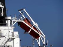 Bezpieczeństwo przy morzem Fotografia Stock
