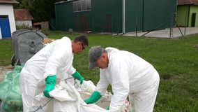 Bezpieczny usuwanie pestycydu Pakować zdjęcie wideo