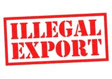 BEZPRAWNY eksport ilustracji