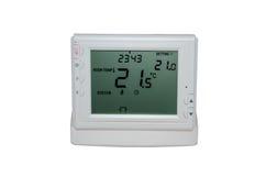 Bezprzewodowa cieplarka dla nastrojowej temperaturowej kontrola Obraz Royalty Free