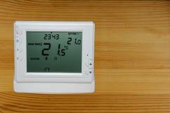 Bezprzewodowa cieplarka dla nastrojowej temperaturowej kontrola Zdjęcia Stock