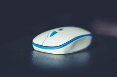 Bezprzewodowa mysz Fotografia Stock