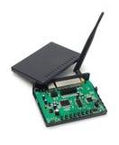 Bezprzewodowy modem Obraz Stock