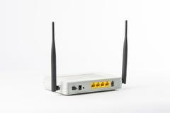 Bezprzewodowy modemu routera sieci centrum Zdjęcie Royalty Free